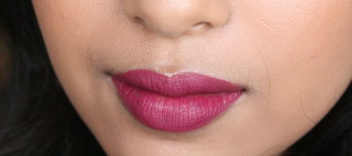 anastasia beverly hills liquid lipstick craft NC42 medium tan skin dupe