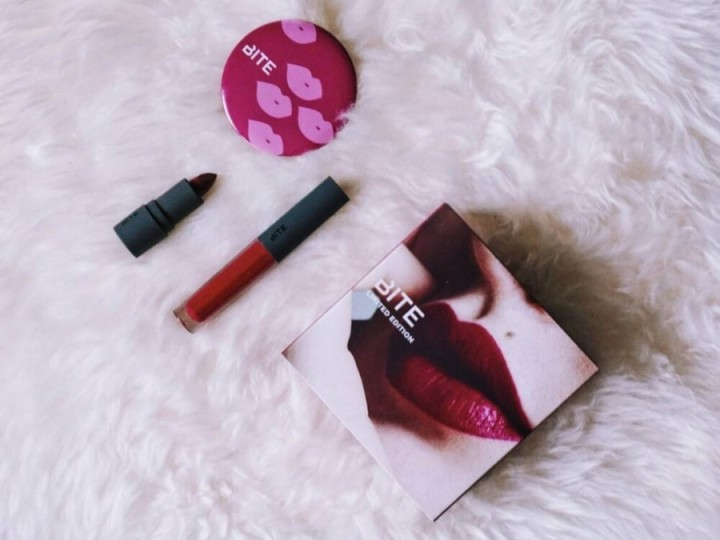 Bite Beauty Lip Lab Trio in Kir Royale