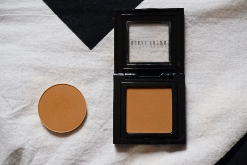 mac uninterrupted dupe bobbi brown camel dupe