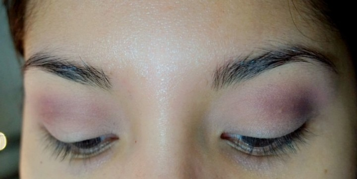 classic smokey eye blue nc40 tutorial girl and vanity petal pusher vintage