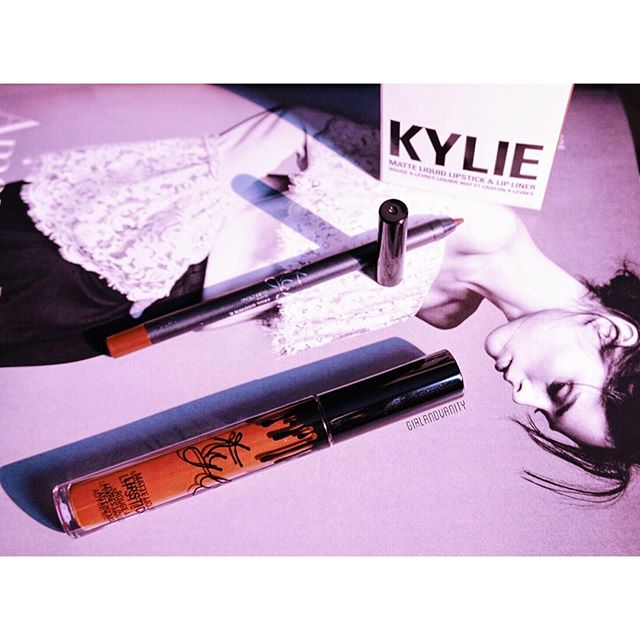 lip kit by kylie true brown k