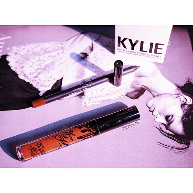 lip kit by kylie true brown k
