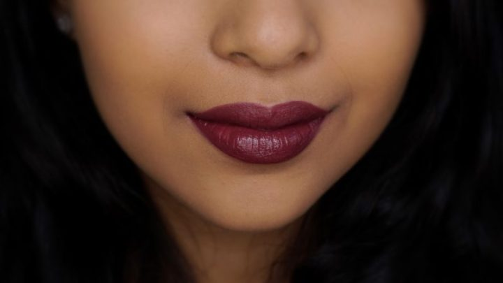 nyx liquid suede cream lipstick stone fox nc40