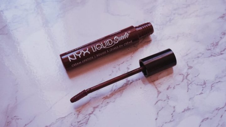 nyx liquid suede vintage nc40