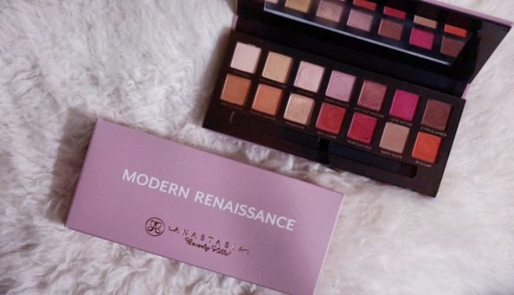 anastasia beverly hills modern renaissance palette review nc42 skin girl and vanity