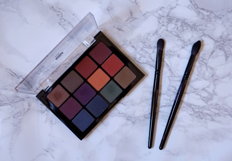 Viseart dark mattes palette review nc40