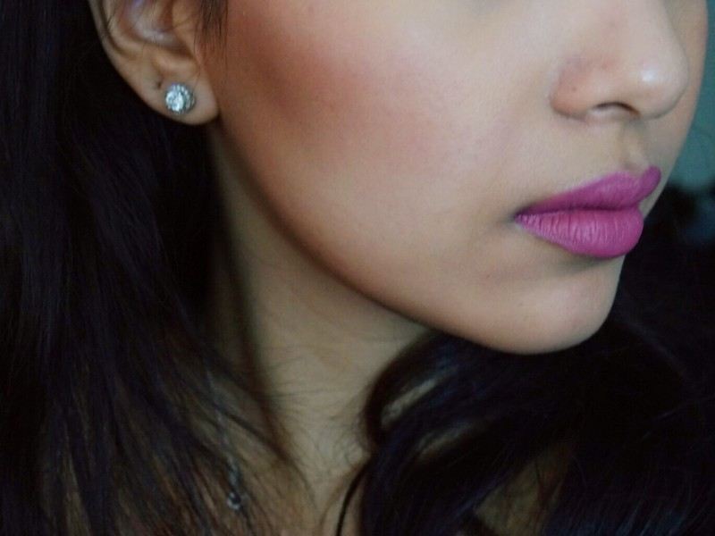 mac breath of plum nc40 skin